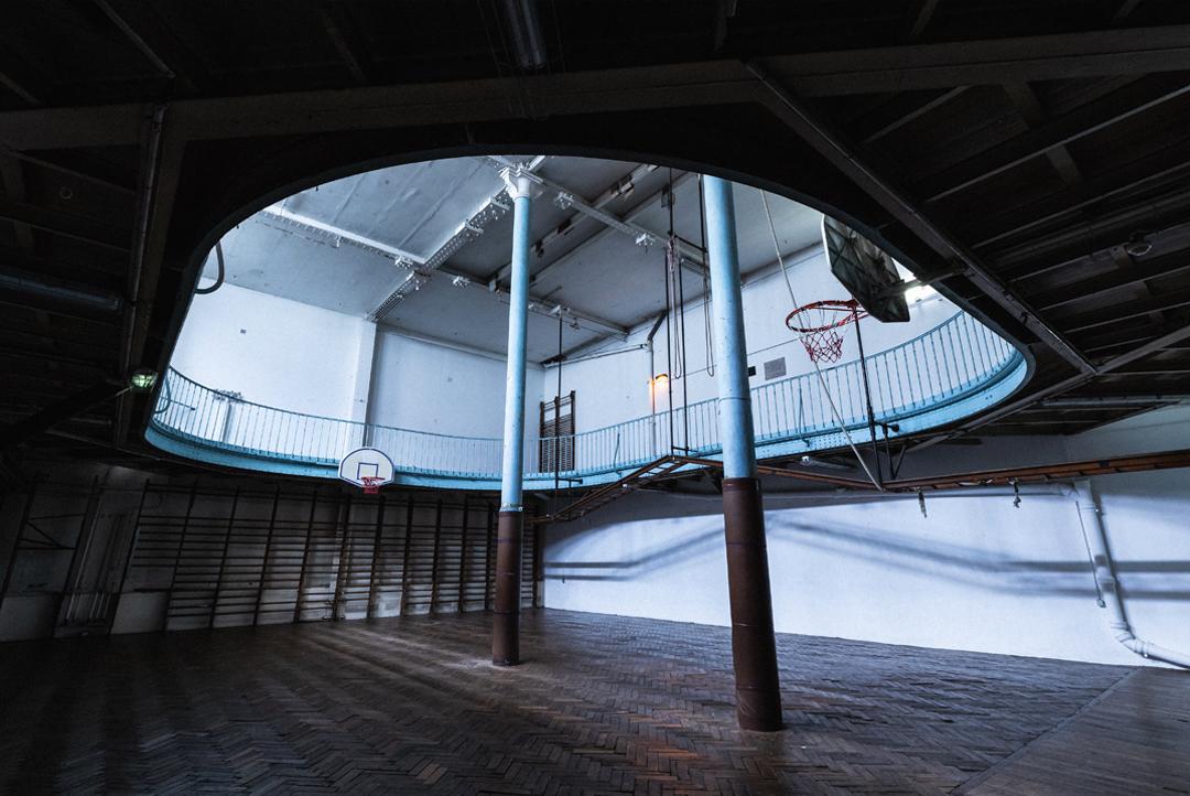 Nike rend hommage au plus vieux terrain de basketball au