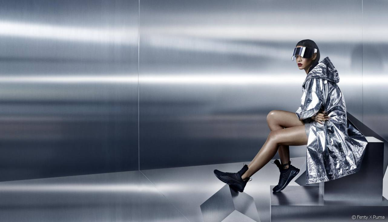 Rihanna : la bouée de sauvetage de PUMA Son of sneakers