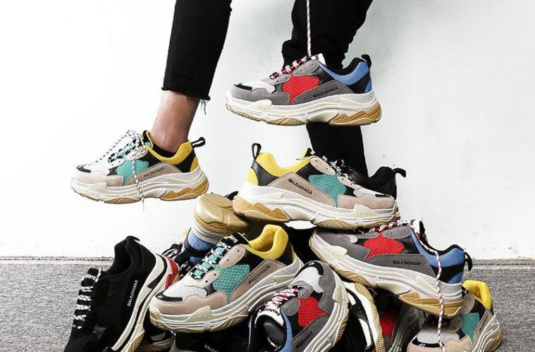 18d451f40 Dad-shoes : Le has-been à la mode - Son of sneakers