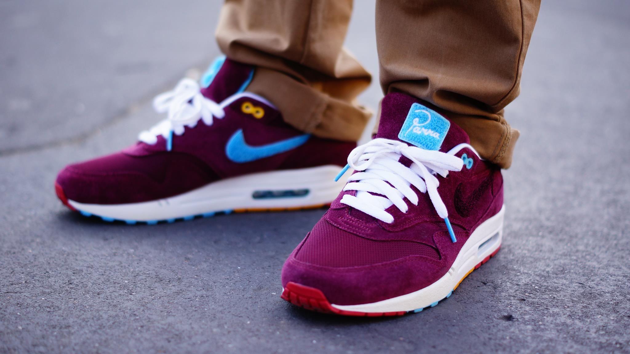 Le retour de Nike et Parra Son of sneakers