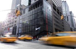 Boutique Nike à New York